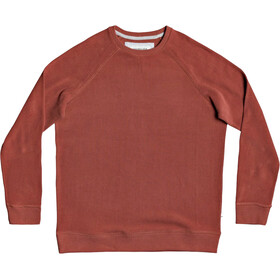 Quiksilver Toolangi Slate Sweater Men henna